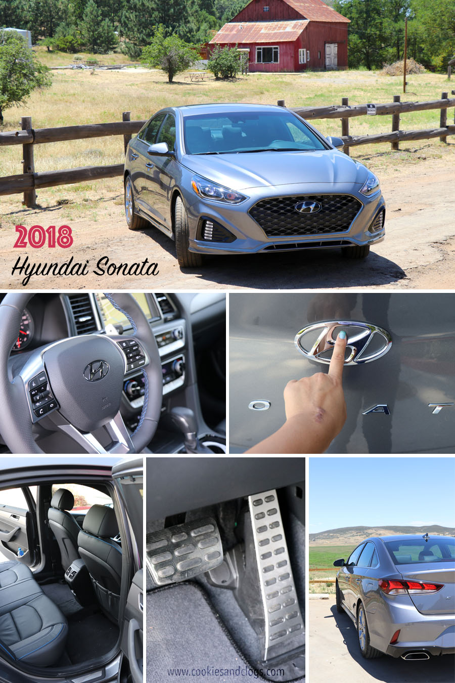 Cookies & Clogs | Giving back to the La Jolla, CA and San Diego, CA community + 2018Hyundai Sonata review.