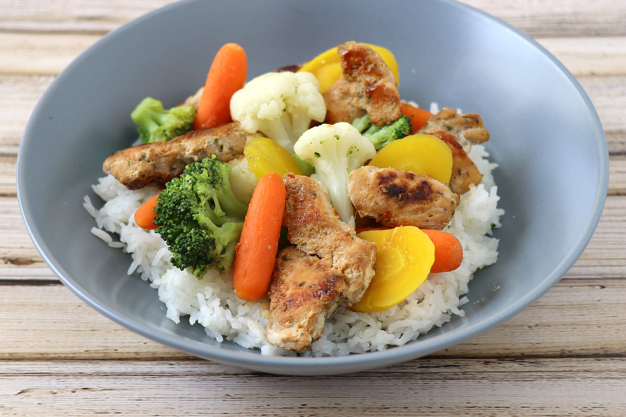 Foster Farms Sauté Ready Chicken Easy Dinners - Asian style