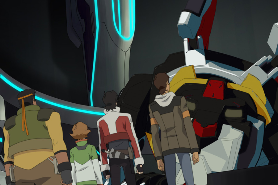 Netflix Original Voltron Legendary Defender Season 3