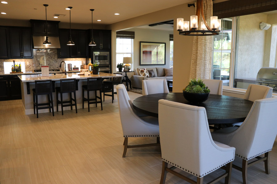 Model Homes at Whitney Ranch New Home Community in Rocklin, CA — Bristol by Taylor Morrison