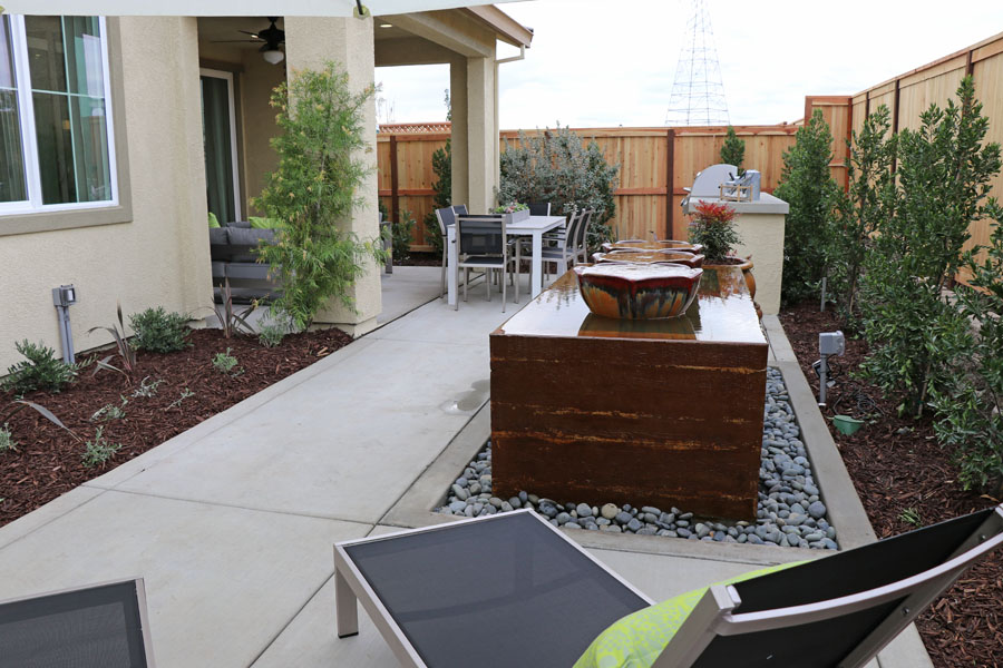 Tour new homes in Mountain House CA — Inspirato model homes in Cordes Village. Berkeley Floor Plan