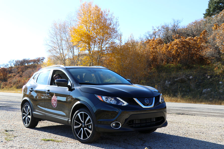New Mexico to Colorado Family Road Trip in the 2017 Nissan Rogue Sport