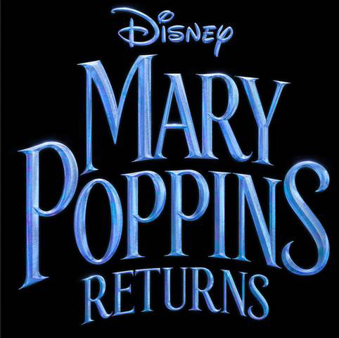 2018 Disney Movies Mary Poppins Returns Poster