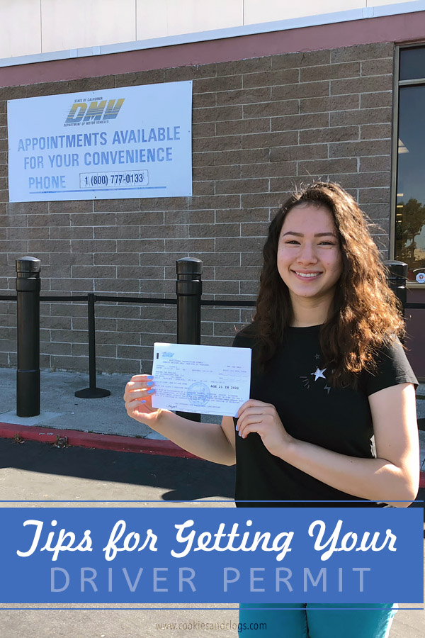 Teen Drivers — Helpful Tips for Getting Your Driver Permit