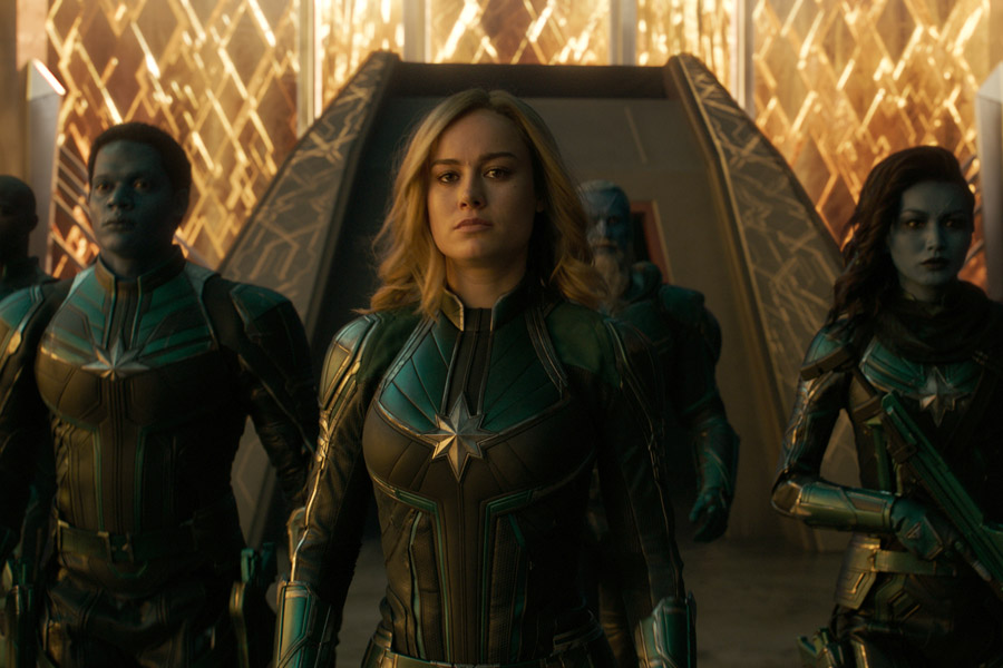 Marvel Studios Captain Marvel Review now on Digital HD Blu Ray Release Date