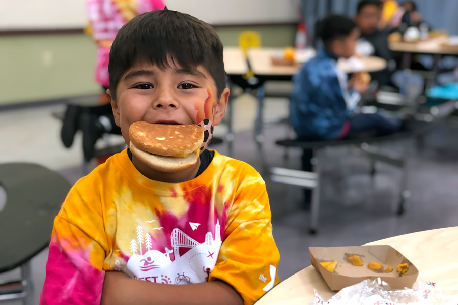 2019 No Kid Hungry Share Summer Event San Francisco Free Summer Meals for Kids